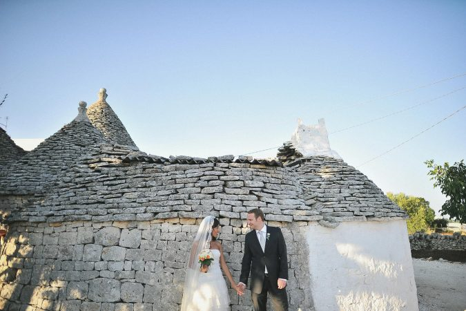 Country style wedding video in Apulia, Italy // Donatella & Sam