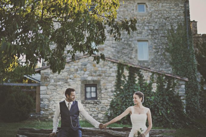 Country style wedding video in Provence, FRANCE // Olivia & Kris