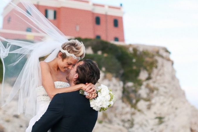 Wedding video in Capri (on lighthouse) - E&L