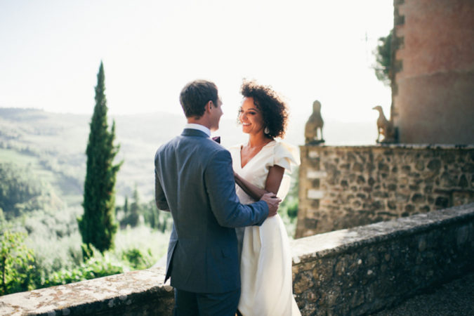 Wedding Film in Tuscany - Catherine&Simon