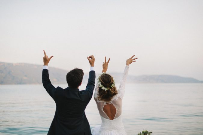 Wedding Video on Lake Garda - Italy // Kerstin&Thomas