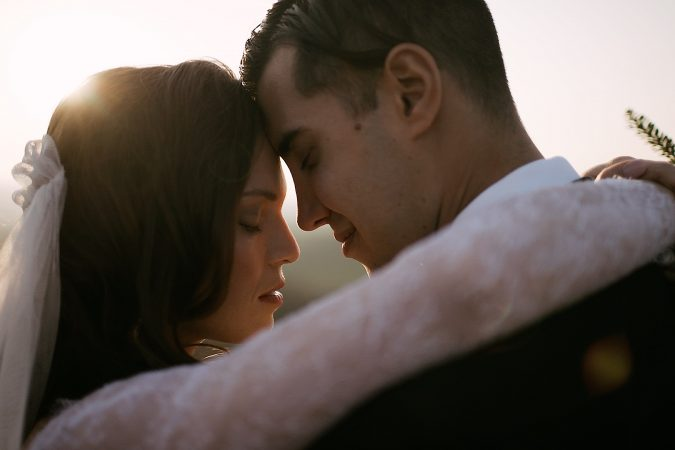 Devon&Michael - Elopement videography in Tuscany