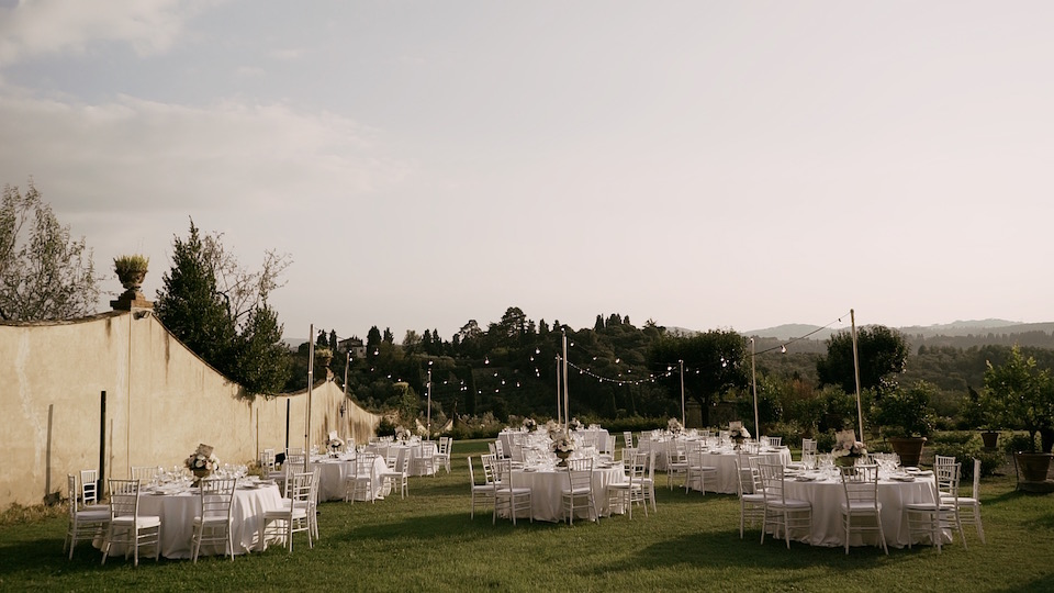 Wedding video in Italy