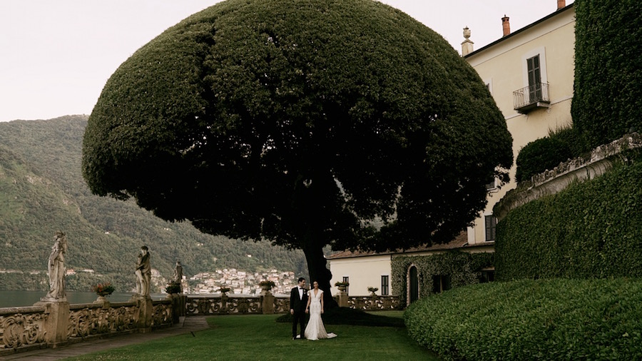 Villa Balbianello wedding videography